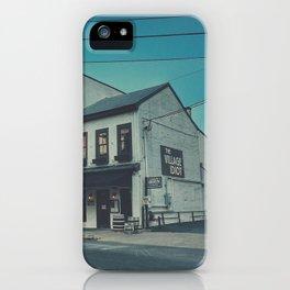 The Village Idiot iPhone Case
