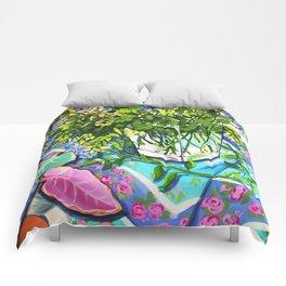 Leafy Comforters