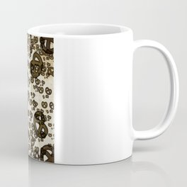 pretzel deer Coffee Mug