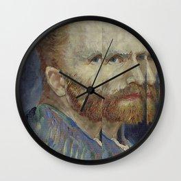 Vincent Van Gogh #07 Wall Clock