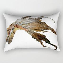 Chief Howling Jowls Rectangular Pillow