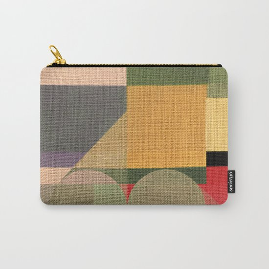 Railroad Train Carry-All Pouch