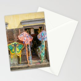 Kites in Hoi An Stationery Cards