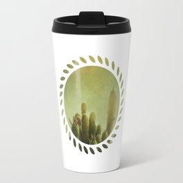 Cactus in my mind Travel Mug
