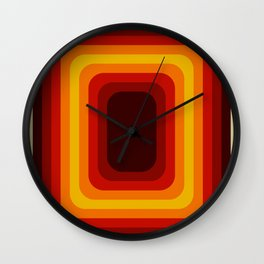 Retro Design 01 Wall Clock