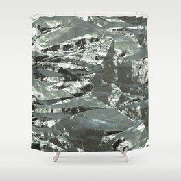 Holo-foil Shower Curtain