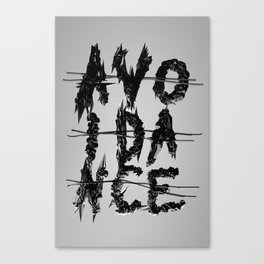 Avoidance Canvas Print