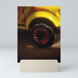 Wheels Mini Art Print