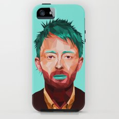 Thom Yorke iPhone (5, 5s) Tough Case