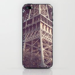 Daydreams at the Eiffel iPhone Skin