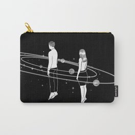 Revolve around you Carry-All Pouch
