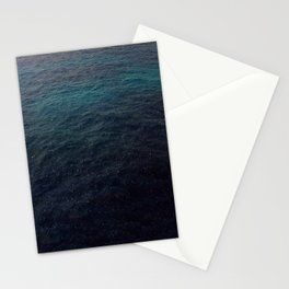 Negril Rain Fall Over Sea | 2009 Stationery Cards