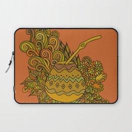 Yerba Mate In The Gourd Laptop Sleeve