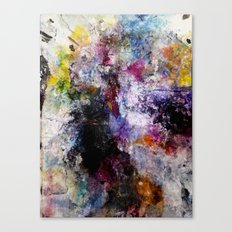 Once Was Canvas Print