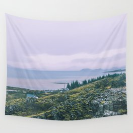 Country Cottage Wall Tapestry