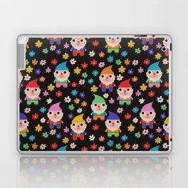 Gnomes Laptop & iPad Skin