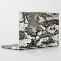 birch Laptop & iPad Skins featuring Birch by Sproot