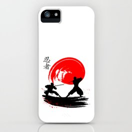 Ninja iPhone Case