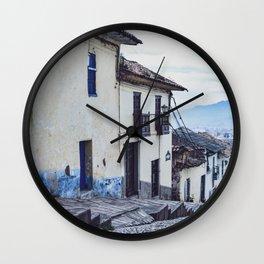 PE // 0071 Wall Clock
