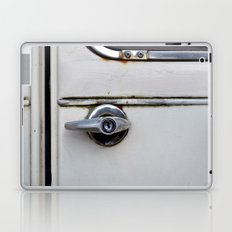 Rusty door Laptop & iPad Skin