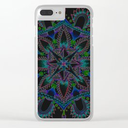 Divine Intention 3: Solar Edition Clear iPhone Case