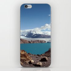 Ice & Snow- Glaciar Upsala iPhone & iPod Skin