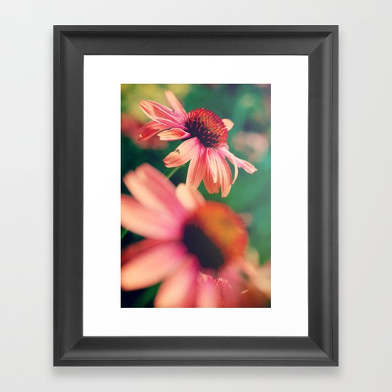 Beautifully Imperfect Framed Art Print