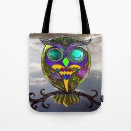 Brighid Owl Tote Bag