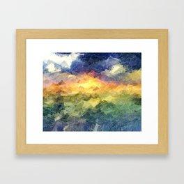 Second Chance Framed Art Print