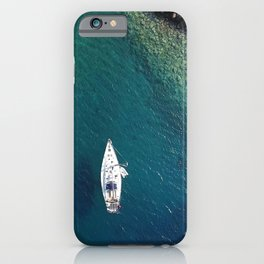 Yachting. iPhone Case