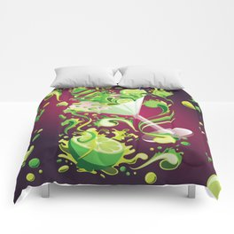 Toxic Flirtation - Mixology Series Comforters