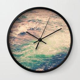 Summer Breeze Wall Clock