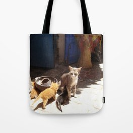 What´s the new, pussycat? Tote Bag