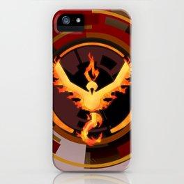 Team Valor iPhone Case