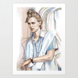 Gratulerer med dagen, Henrik Holm Art Print