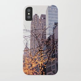 It was a magical morning iPhone Case
