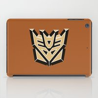 transformers iPad Cases featuring Transformers by FilmsQuiz