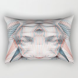 UNDO   Out the hype, believe the hive Rectangular Pillow