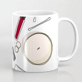 Beauty Routine Coffee Mug