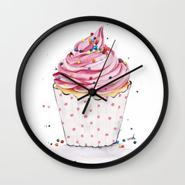 Mighty Dots Wall Clock