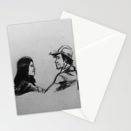 Glenn and Magge Stationery Cards