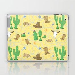 howdy partner Laptop & iPad Skin