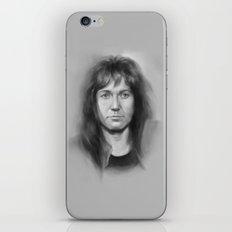 Blackie Lawless iPhone & iPod Skin