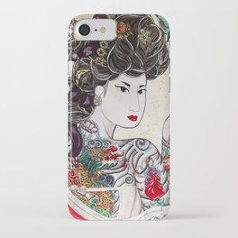 Min Hee  iPhone Case