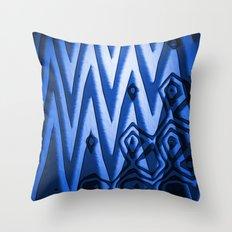 Submerge Throw Pillow