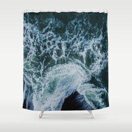 Sea 9 Shower Curtain