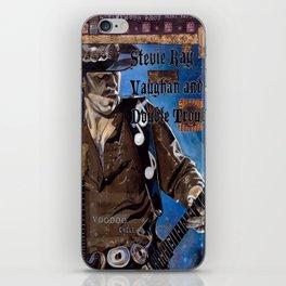 Stevie Ray Vaughan iPhone Skin
