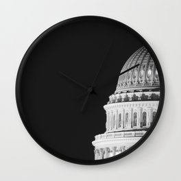 Our Capitol's Dome Wall Clock
