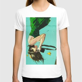 Lady in the Water T-shirt