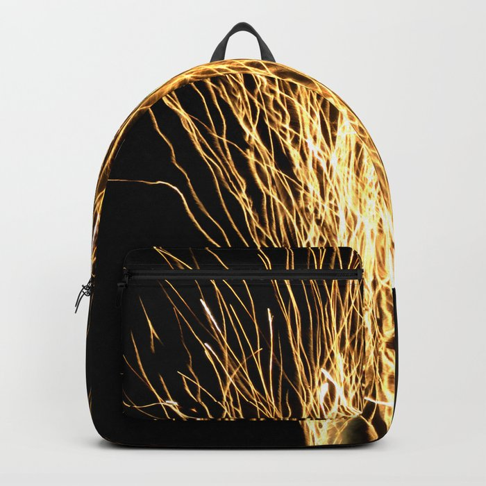 Blasting Gold Backpack